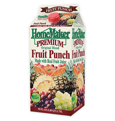 HomeMaker Premium Fruit Punch Real Fruit Juice